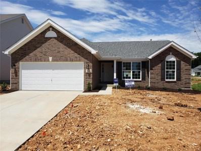 205 Cool Wind Drive, Wentzville, MO 63385 - MLS#: 18036044