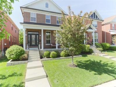 4008 Blaine Avenue, St Louis, MO 63110 - MLS#: 18036216