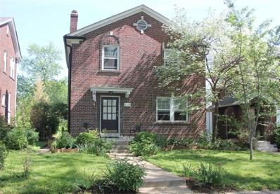 6719 Chamberlain Avenue, St Louis, MO 63130 - MLS#: 18036288
