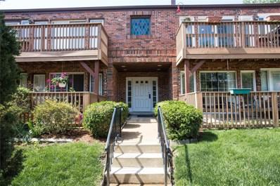 4294 Chateau De Ville Drive UNIT G, St Louis, MO 63129 - MLS#: 18036343