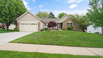 1412 Prospect Lakes Drive, Wentzville, MO 63385 - MLS#: 18036350