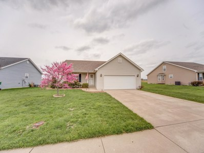 829 Moorland Circle, Mascoutah, IL 62258 - MLS#: 18036360