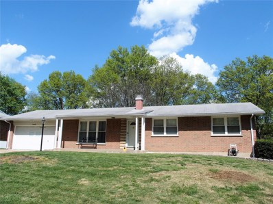 11518 Withersfield Drive, St Louis, MO 63138 - MLS#: 18036361