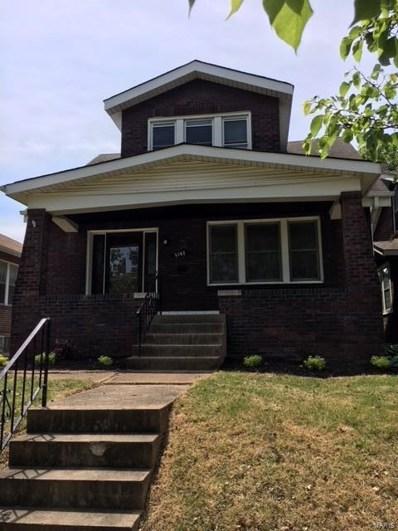 5182 Goethe Avenue, St Louis, MO 63109 - MLS#: 18036379