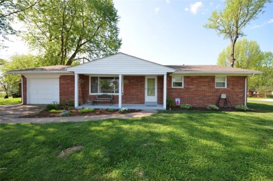 208 Hollandia Drive, Fairview Heights, IL 62208 - MLS#: 18036446
