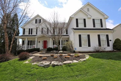 14739 Thornhill Terrace, Chesterfield, MO 63017 - MLS#: 18036468