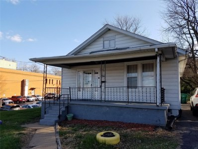 7012 Emma Avenue, St Louis, MO 63136 - MLS#: 18036584