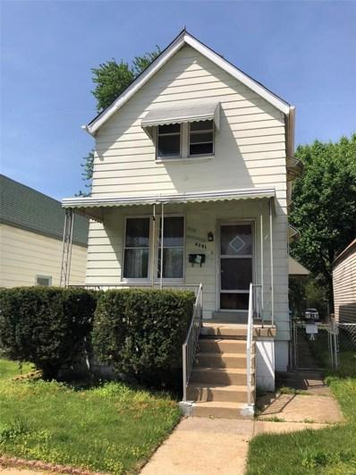 4251 Connecticut, St Louis, MO 63116 - MLS#: 18036738