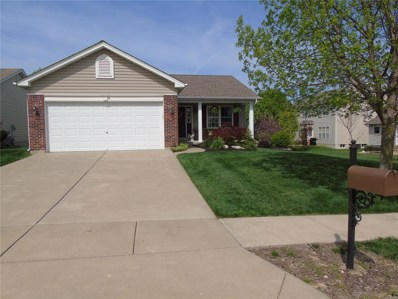 1643 Homefield Meadows Drive, O\'Fallon, MO 63366 - MLS#: 18036751