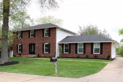 15510 Twingate Drive, Chesterfield, MO 63017 - MLS#: 18036855