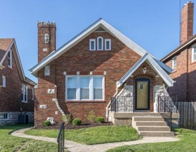 5746 Finkman, St Louis, MO 63109 - MLS#: 18036998