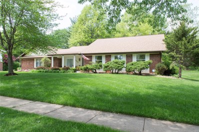 1623 Lochcrest, Chesterfield, MO 63017 - MLS#: 18037168