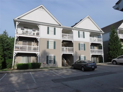 1109 Arbor Creek UNIT 1D, Kirkwood, MO 63122 - MLS#: 18037395