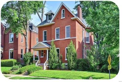 3307 Shenandoah Avenue, St Louis, MO 63104 - MLS#: 18037516