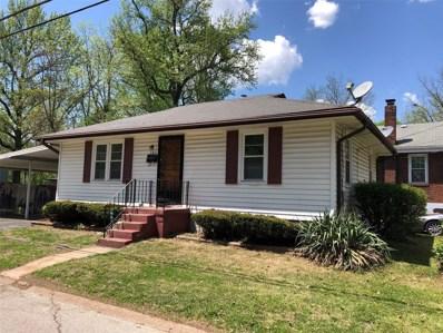 105 Wiegel Drive, Ferguson, MO 63135 - MLS#: 18037550