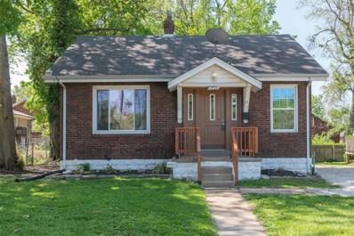 7734 Morgan Avenue, St Louis, MO 63130 - MLS#: 18037601