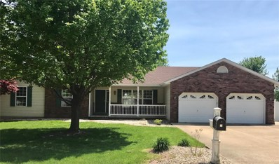 215 Michael Place, Jerseyville, IL 62052 - MLS#: 18037646