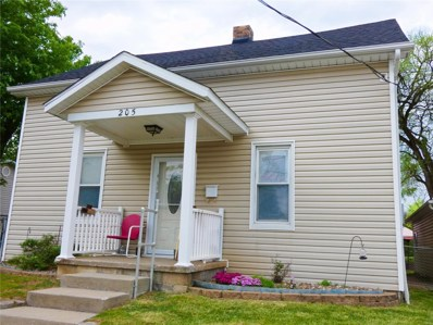 205 South Street, Collinsville, IL 62234 - MLS#: 18037770