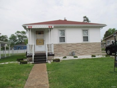 2528 Center Street, Granite City, IL 62040 - MLS#: 18037836