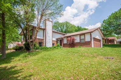 7168 Emerald Circle Drive, St Louis, MO 63129 - MLS#: 18037860