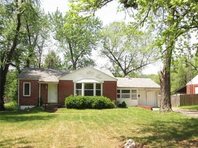 509 Thurston Avenue, St Louis, MO 63134 - MLS#: 18037887