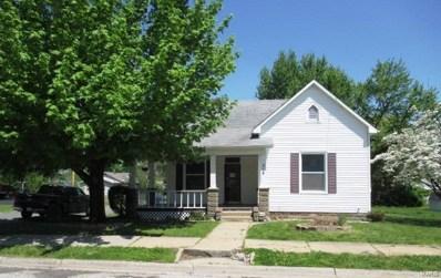 318 N Vine Street, Sparta, IL 62286 - MLS#: 18037915