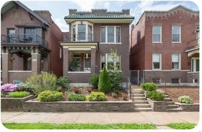 4118 Botanical Avenue, St Louis, MO 63110 - MLS#: 18038059