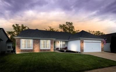 546 Vista Hills Court, Eureka, MO 63025 - MLS#: 18038062