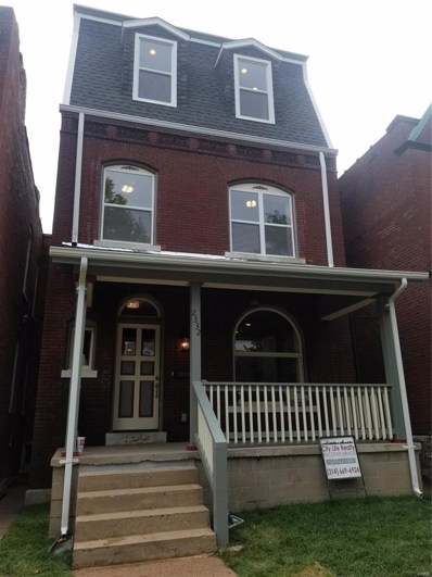 2332 Virginia Avenue, St Louis, MO 63104 - MLS#: 18038080