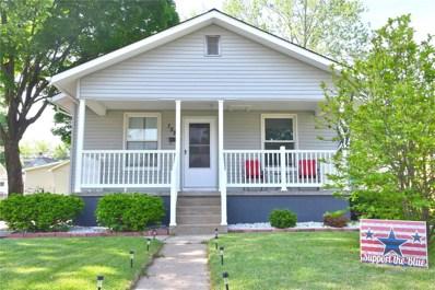 158 E Jennings Avenue, Wood River, IL 62095 - #: 18038122