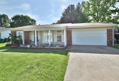 12829 Vista Ridge Lane, St Louis, MO 63138 - MLS#: 18038127