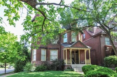 4487 McPherson Avenue UNIT 3, St Louis, MO 63108 - MLS#: 18038153