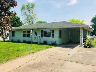 1128 Warren Street, Jerseyville, IL 62052 - MLS#: 18038181