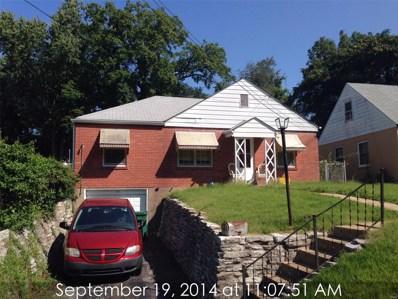 113 Chambers, St Louis, MO 63137 - MLS#: 18038272