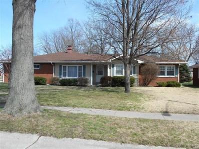 58 Riviera Drive, Granite City, IL 62040 - MLS#: 18038291