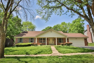 319 Stablestone Drive, Chesterfield, MO 63017 - MLS#: 18038385