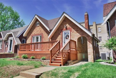 5531 Rosa Avenue, St Louis, MO 63109 - MLS#: 18038469