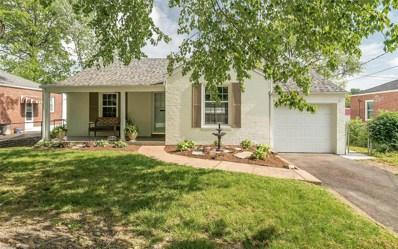521 Kirkshire, Kirkwood, MO 63122 - MLS#: 18038567