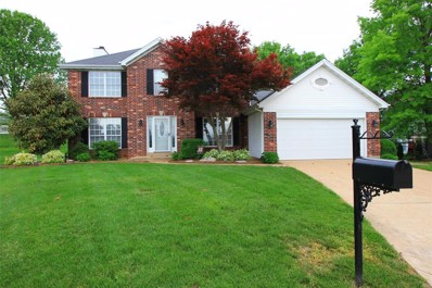 7301 Summertime Court, St Louis, MO 63129 - MLS#: 18038588