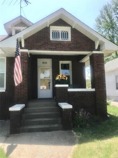 610 Hillsboro Avenue, Edwardsville, IL 62025 - #: 18038751
