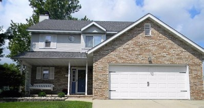 1909 Applegate Lane, Edwardsville, IL 62025 - #: 18038939