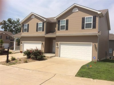 14110 Candlewyck Place Court, Florissant, MO 63034 - MLS#: 18038971