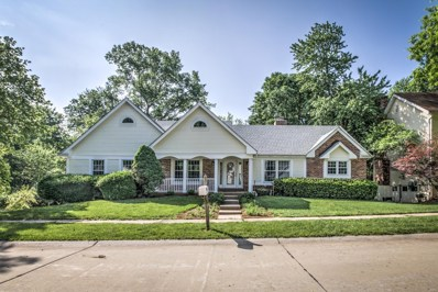 342 W Manor Drive, Chesterfield, MO 63017 - MLS#: 18039070