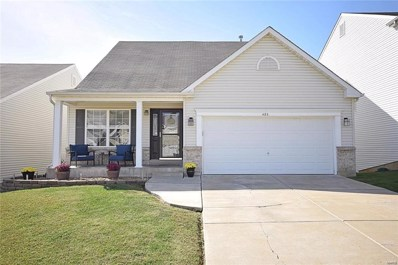 483 Fortress Court, St Charles, MO 63303 - MLS#: 18039083