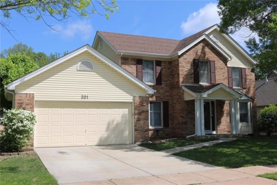 321 Grand Isle Court, Wildwood, MO 63040 - MLS#: 18039175