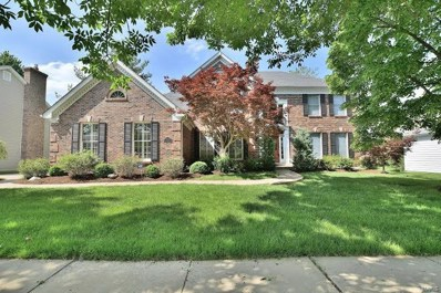 17121 Westridge Meadows Drive, Chesterfield, MO 63005 - MLS#: 18039193