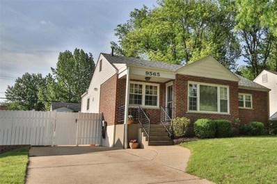 9565 Lodge Pole, St Louis, MO 63126 - MLS#: 18039476