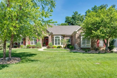532 Forest Crest Court, Lake St Louis, MO 63367 - MLS#: 18039627