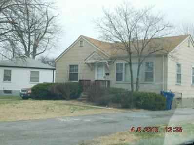 8306 Fairbanks, St Louis, MO 63134 - MLS#: 18039707