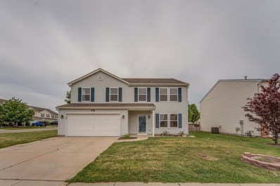 1400 Royal Forest Drive, Mascoutah, IL 62258 - #: 18039853